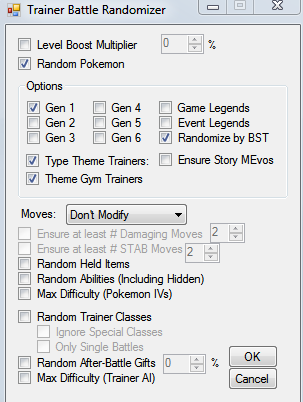tool] pk3DS: 3DS ROM Editor & Randomizer - Page 20 - ROM - 3DS