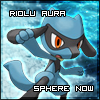 Riolu Aura Sphere Now