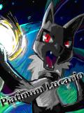 Platinum Lucario