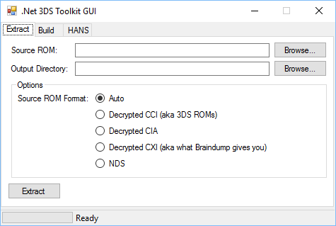 Net 3DS Toolkit - ROM Editing - Project Pokemon Forums