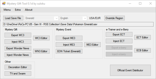 Save Editing - Project Pokemon Forums