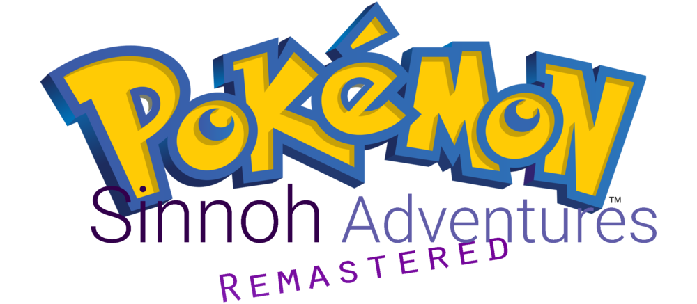 Pokémon Sinnoh Adventures Remastered logo.png