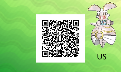 QR Code Magearna - English - Project Pokemon Forums
