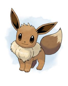 Pokémon Center - Birthday 2016 Eevee