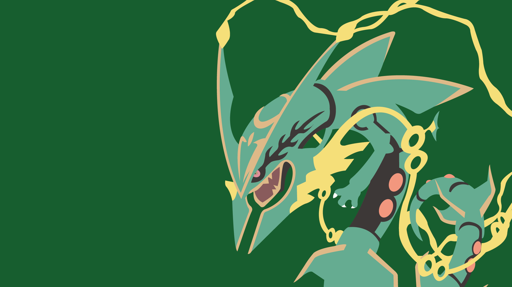 Rayquaza Wallpapers - Wallpaper Cave.png