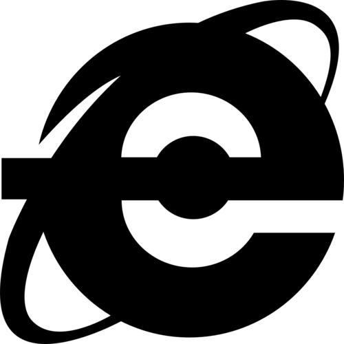 Screenshot for GBA e-Reader/Internet Explorer Hybrid Homebrew Parody Logo
