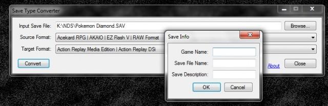 desmume save file converter