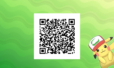 I Choose You Pikachu Qr Code Pokémon Us Um Forum Neoseeker Forums