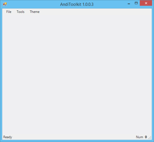 Screenshot for ANDT
