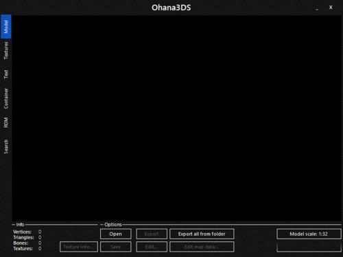 Screenshot for Ohana3DS