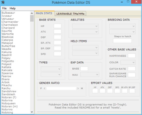 ROM Editing - Project Pokemon Forums