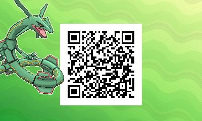 Gen Vii Pokedex Qr Corner Event Contributions Project Pokemon Forums