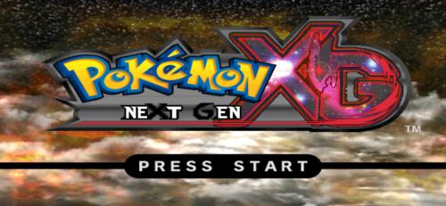 Screenshot for Pokemon XG: NeXt Gen