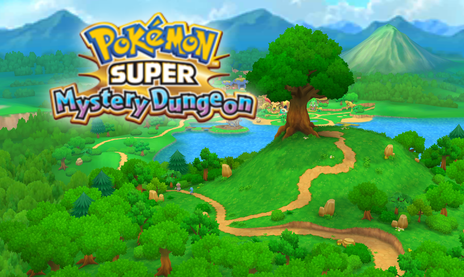Citra 3DS now works with Pokémon Mystery Dungeon