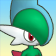 Gallade Portrait