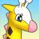 Girafarig Portrait