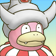 Slowking Portrait