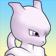 Mewtwo Portrait