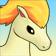 Ponyta Portrait
