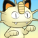 Meowth Portrait