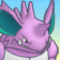 Nidoking Portrait