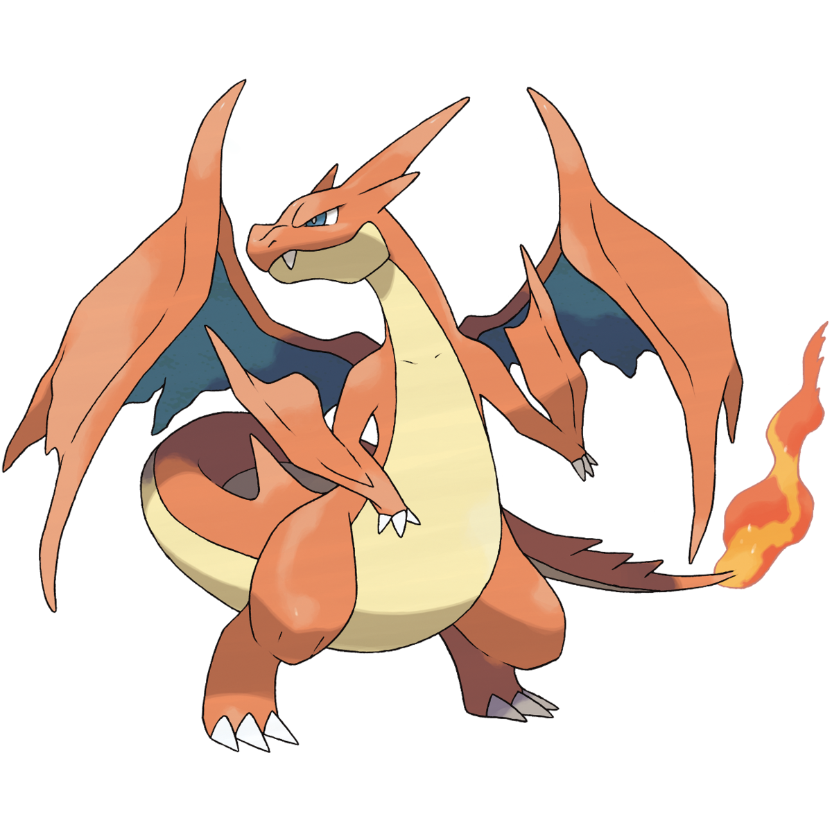 Charizard (Mega Y) Sugimori Artwork