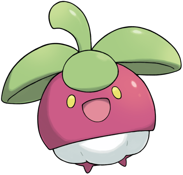 how to get bounsweet in pokemon ultra sun