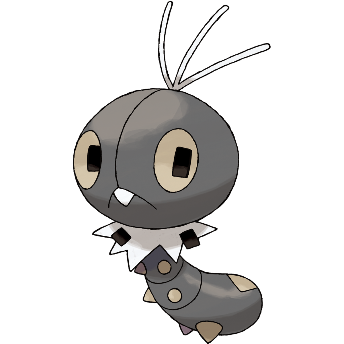 Scatterbug Sugimori Artwork