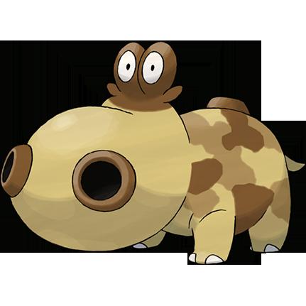 Hippopotas Sugimori Artwork