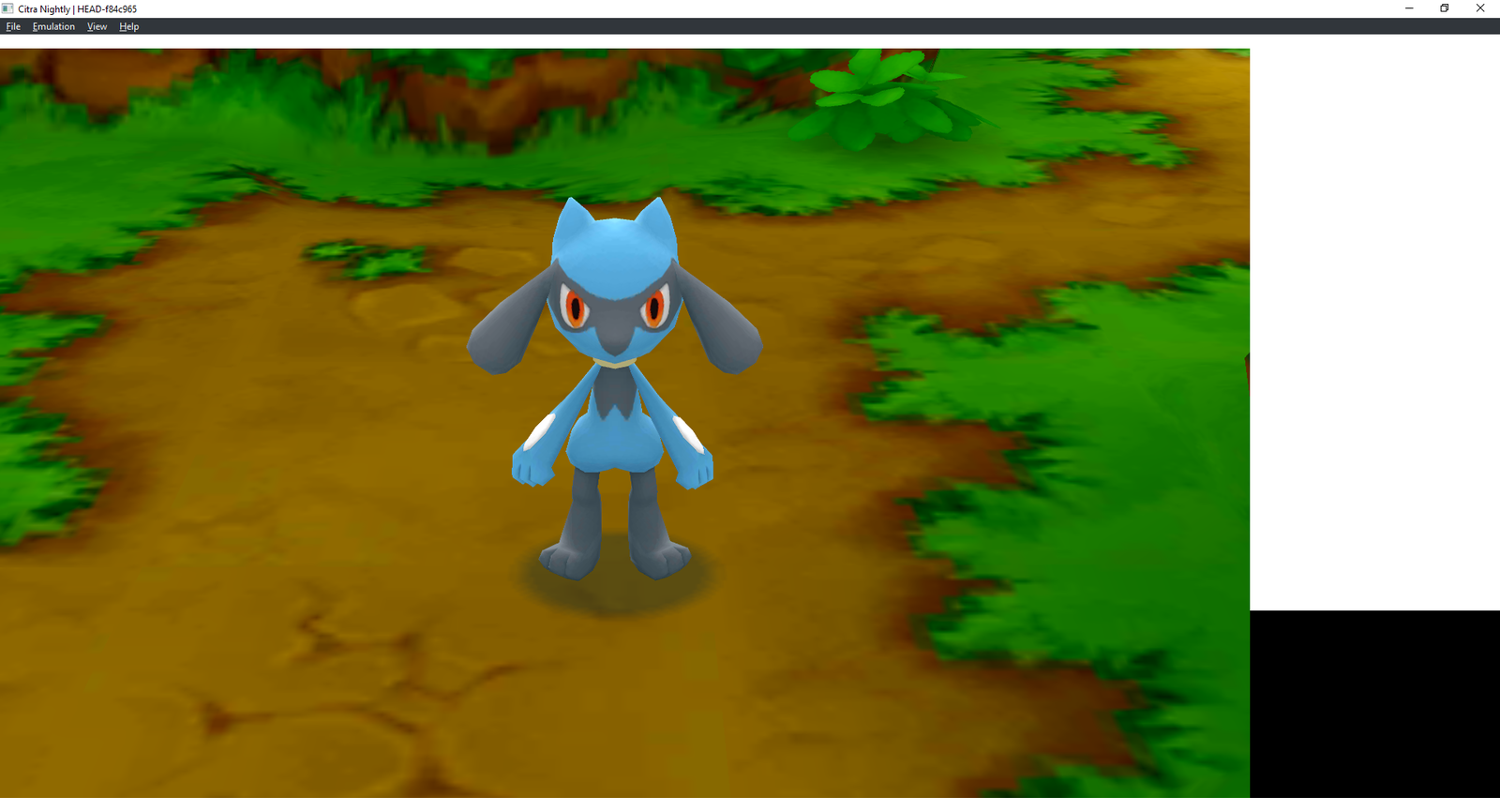 Riolu Close-Up