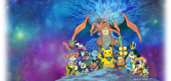 Super Mystery Dungeon Illustration