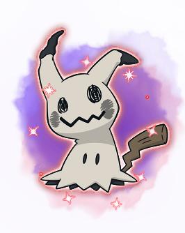 Screenshot for Pokemon Halloween Time: Shiny Mimikyu