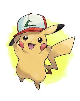 Ash's Pikachu (Original Cap)
