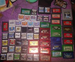 Most of my Pokemon cart collection.