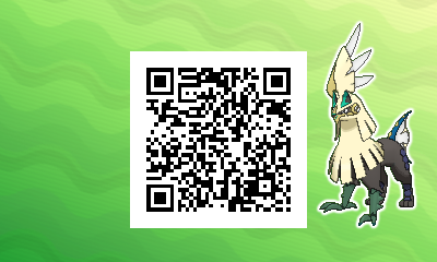 Shiny Silvally
