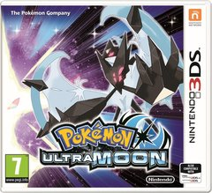 Pokémon Ultra Moon Box Art