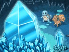 Crystal Chasm Entrance