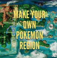 Create your own Pokemon Region