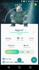 Shiny Aggron