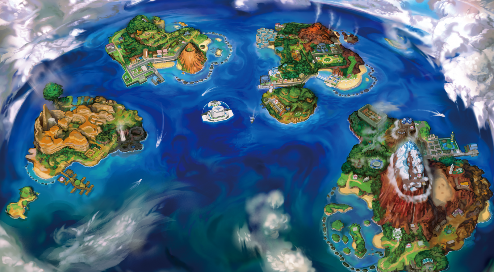 Pokemon Sun and Moon images