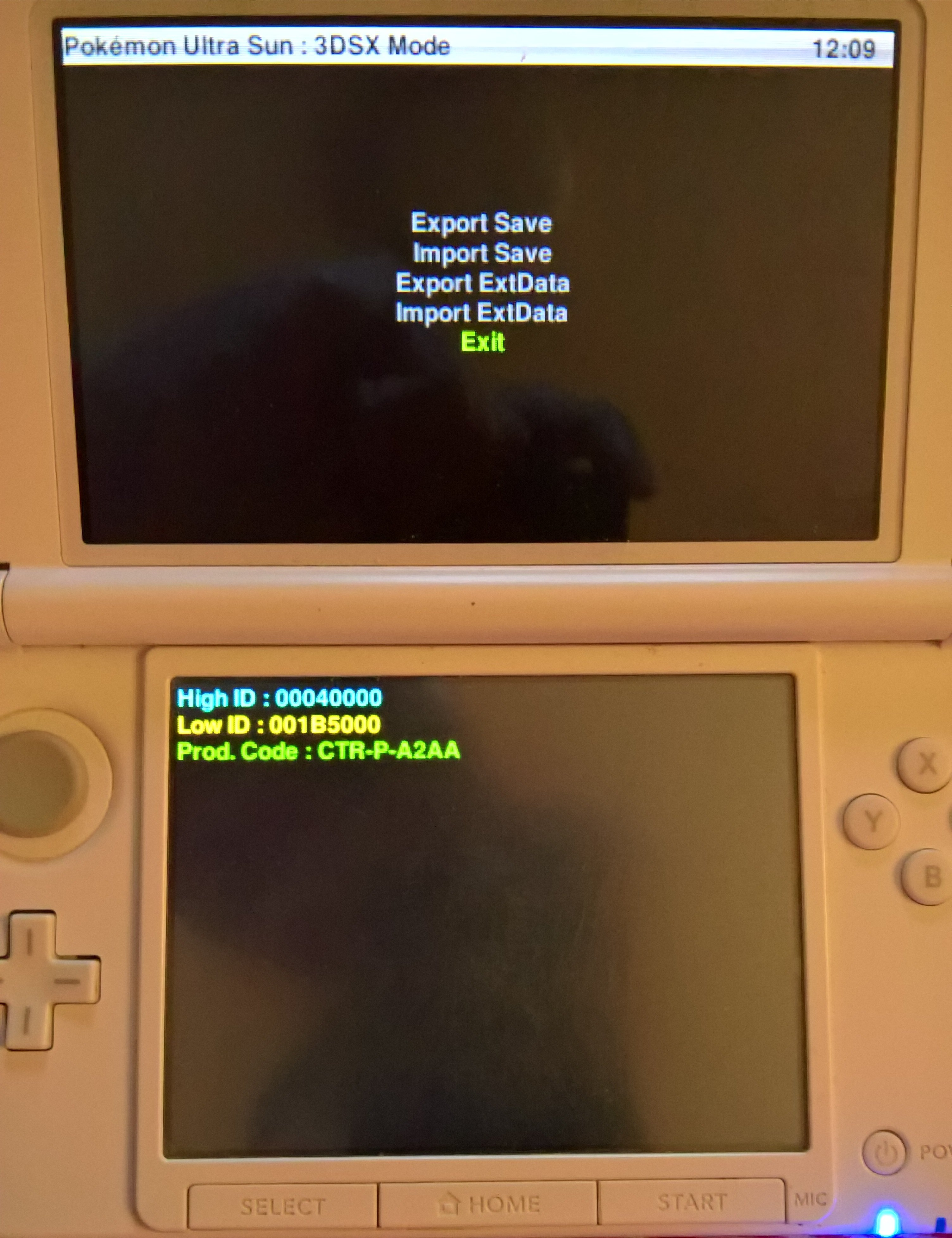 Managing 3DS Saves: Using JKSM - Saves - Guides and Other