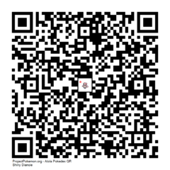 Pokemon Ultra Sun Marshadow Qr Code