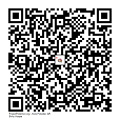 Generation 7 - QR Codes - Project Pokemon Forums