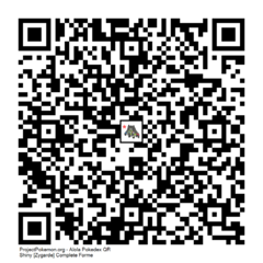 Generation 7 Qr Codes Project Pokemon Forums