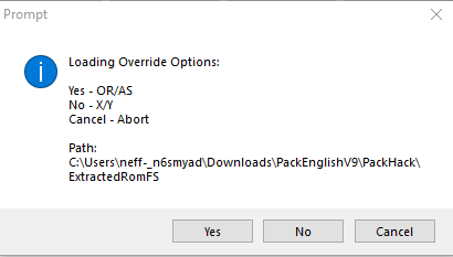 Pk3ds Not Working