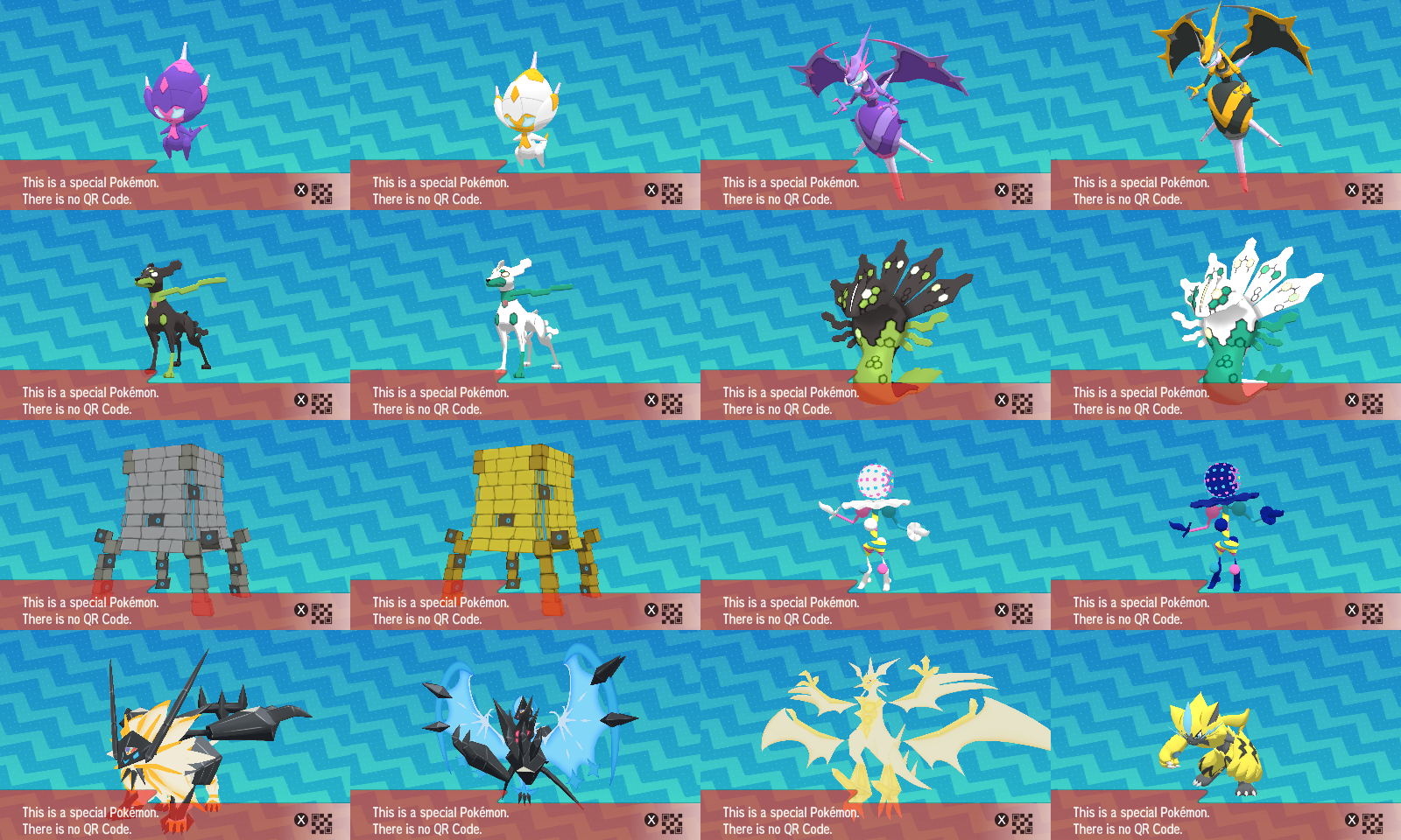 8 png - Generation 7 - QR Codes - Project Pokemon Forums