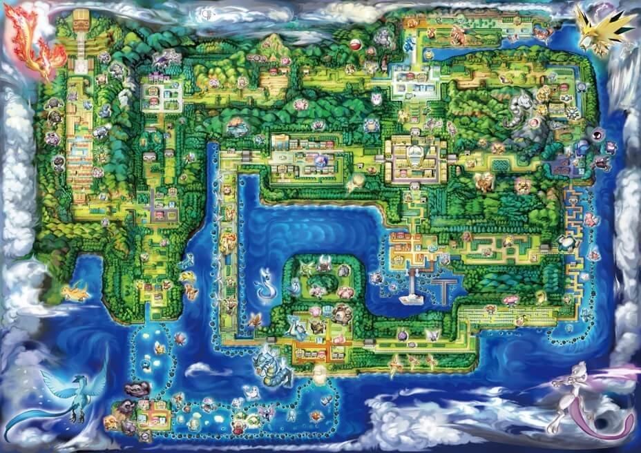 project pokemon map