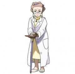Professor Magnolia