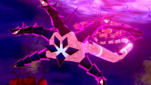 Eternatus - Sword & Shield (Base Game) - Project Pokemon