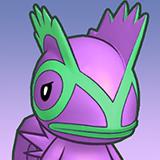 RTDX Portrait Sad Purple